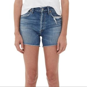 Citizens of Humanity Nikki High Rise Jean Short 26